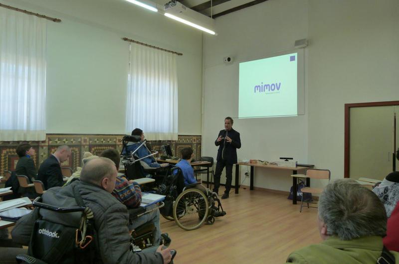 Presentación de Saiwireless - MIMOV