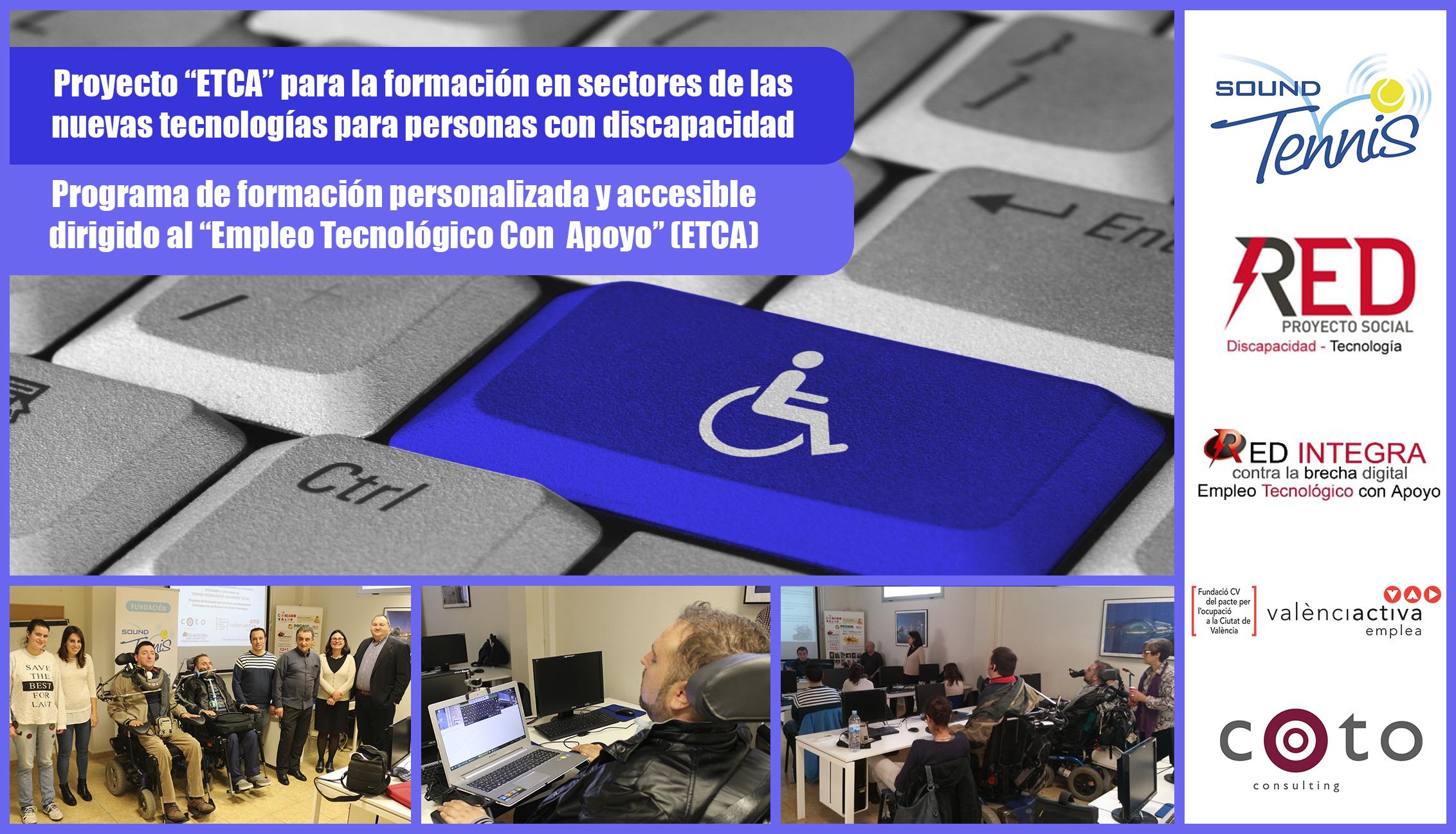 ETCA - Proyecto Empleo con Apoyo