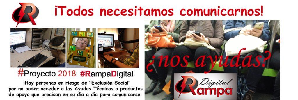TODOS NOS COMUNICAMOS RAMPA DIGITAL