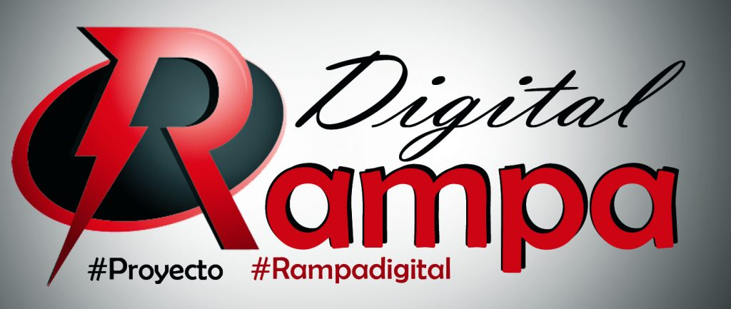 Logotipo RAMPA DIGITAL 2018