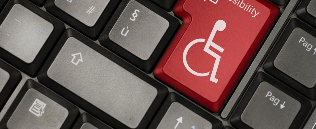 Tecnologia Apoyo Discapacidad RED