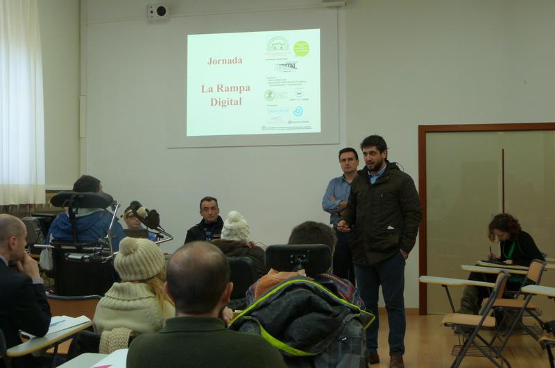Presentación de jornada RAMPA DIGITAL - CAMPUS CAPACITAS