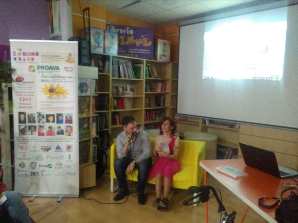 """Presentación del libro """"LO QUE ME SALE DEL BOLI"""". AUTORA: Sabrina Balen."""