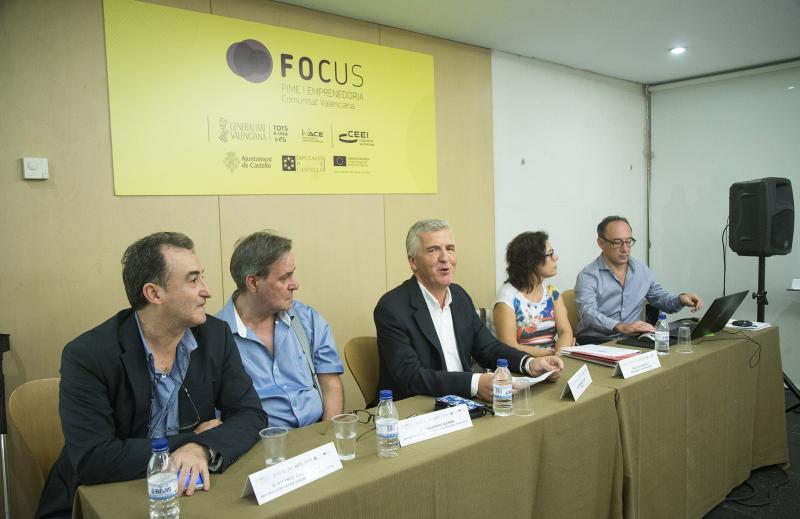 Ponencia Focus PYME - ONCE - Consorcio Pactem Nord. - Red Proyecto Social. Discapacidad Tecnología