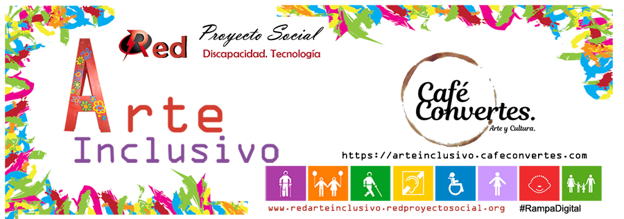 RED Arte Inclusivo CAFE CONVERTES - Red Proyecto Social
