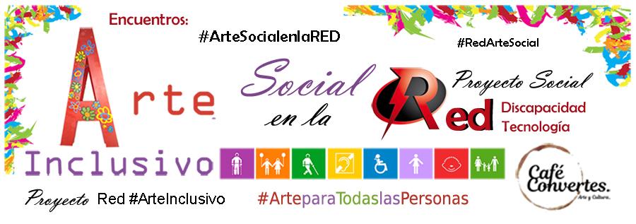 Arte Inclusivo Red Proyecto Social Discapacidad tecnología