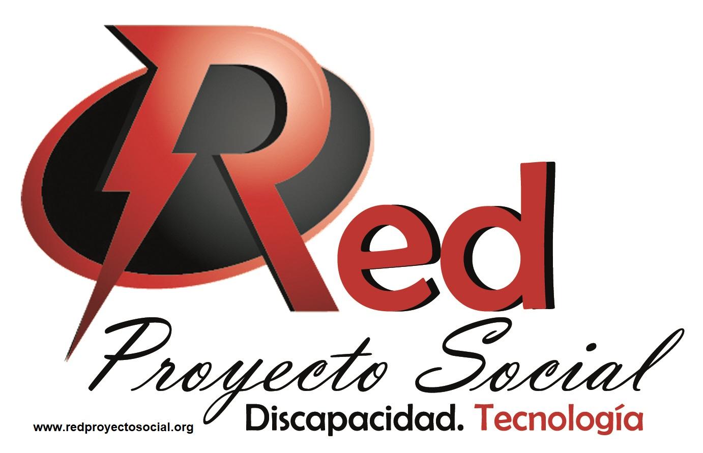 Logotipo Asociación Red Proyecto Social Discapacidad Tecnología